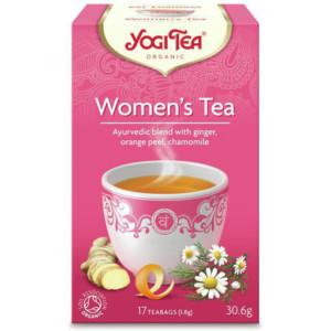 Herbata Dla Kobiet Bio (17 x 1,8g) - Yogi Tea