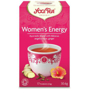 Herbata Dla Kobiet Energia Yogi Tea