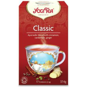 Herbata Klasyczna Bio (17 X 2,2g) - Yogi Tea