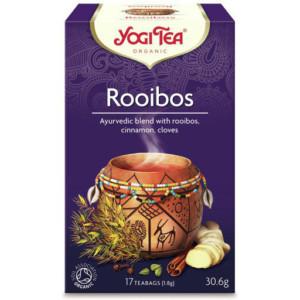 herbata rooibos wykwintny yogi tea