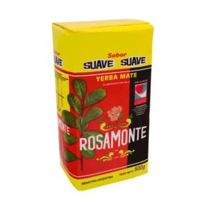 Yerba Mate Rosamonte Suave