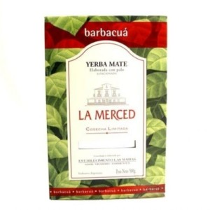 Yerba Mate La Merced Barbacua