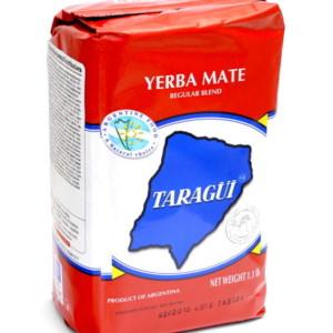 yerba mate Taragui Con Palo elaborada 500g