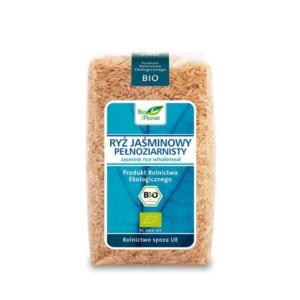 ryż jaśminowy pełnoziarnisty bio planet ekologiczny