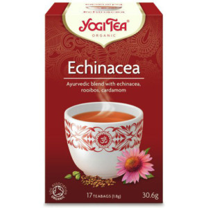 Herbata Echinacea Bio (17 x 1,8g) Yogi Tea