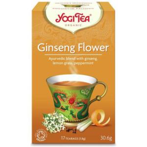 Herbata Żeń szeń Harmonia Bio 17x1,8g Yogi Tea