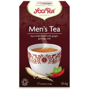 Herbata Dla Mężczyzn Bio (17x1,8g) Yogi Tea