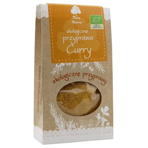Curry Bio 60g Dary Natury