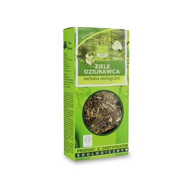 Herbatka z Dziurawca Bio 50g Dary Natury