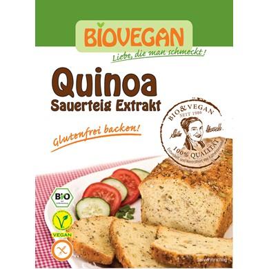 Zakwas Quinoa w Proszku Bio 20g Biovegan