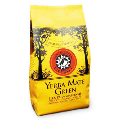 Yerba Mate Green Energy - Żeń-szeń Gunpowder
