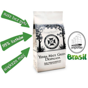 Yerba Mate Green Despalada Moc