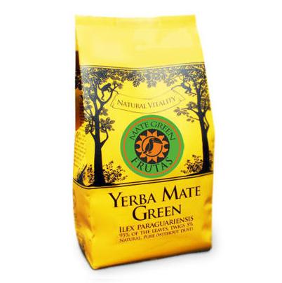 Yerba Mate Green Frutas