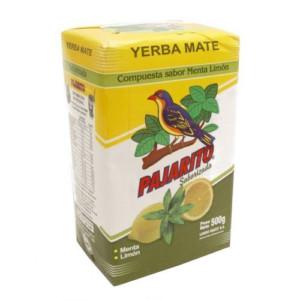Yerba mate Pajarito cytrynowo-miętowa