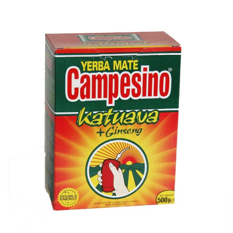 Yerba Mate Campesino Katuava + Żeń-Szeń
