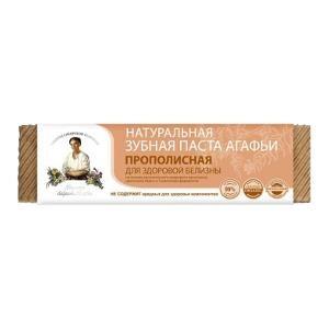Pasta Do Zębów Propolisowa Zdrowe Wybielanie Eko 75ml Agafi
