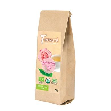 Herbata Zielona Rozana Romance Me Bio 75g T'renute