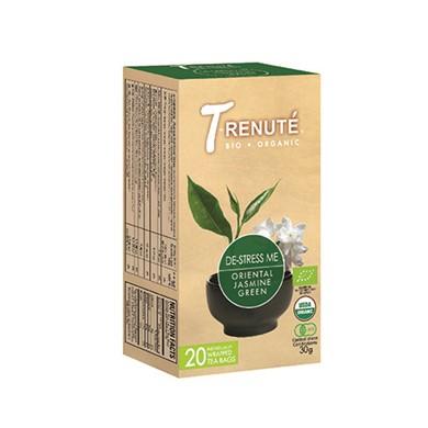 Herbata Zielona z Jasminem De-stress Me Bio 1,5g x 20 T'renute