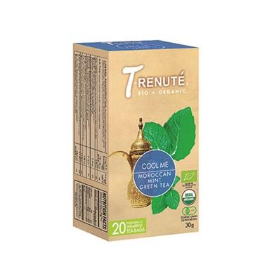 Herbata Zielona z Mieta Cool Me Bio 1,5g x 20 T'renute