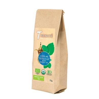 Herbata Zielona z Mieta Cool Me Bio 75g T'renute